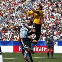 De Argentina: Sergio Romero (2007). Foto:Getty Images