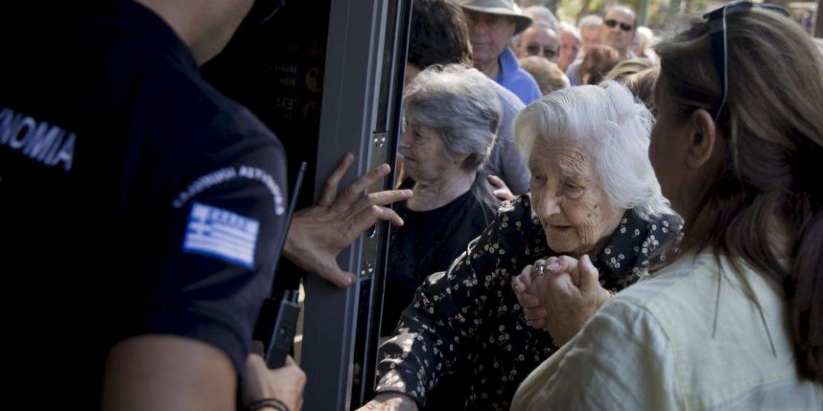 1. Un acuerdo de último minuto Foto:AP