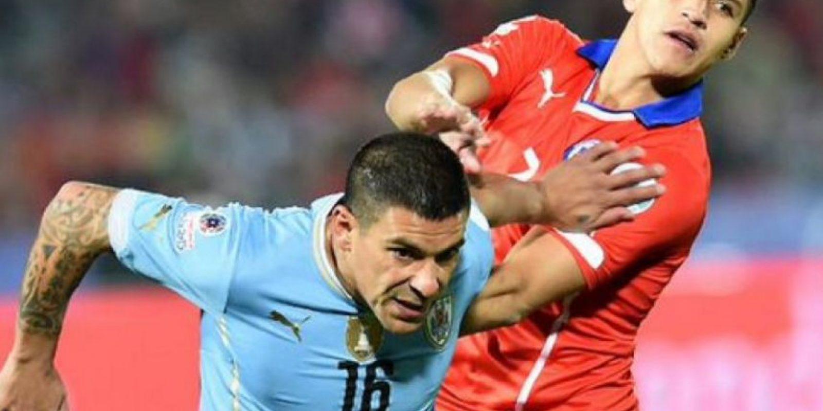"""""""Fue muy triste. Con 11 hombres no nos hacen gol en tres días"""" Foto:AFP"""