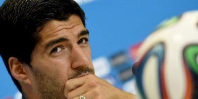 Luis Suárez, futbolista uruguayo del Barcelona Foto:AFP