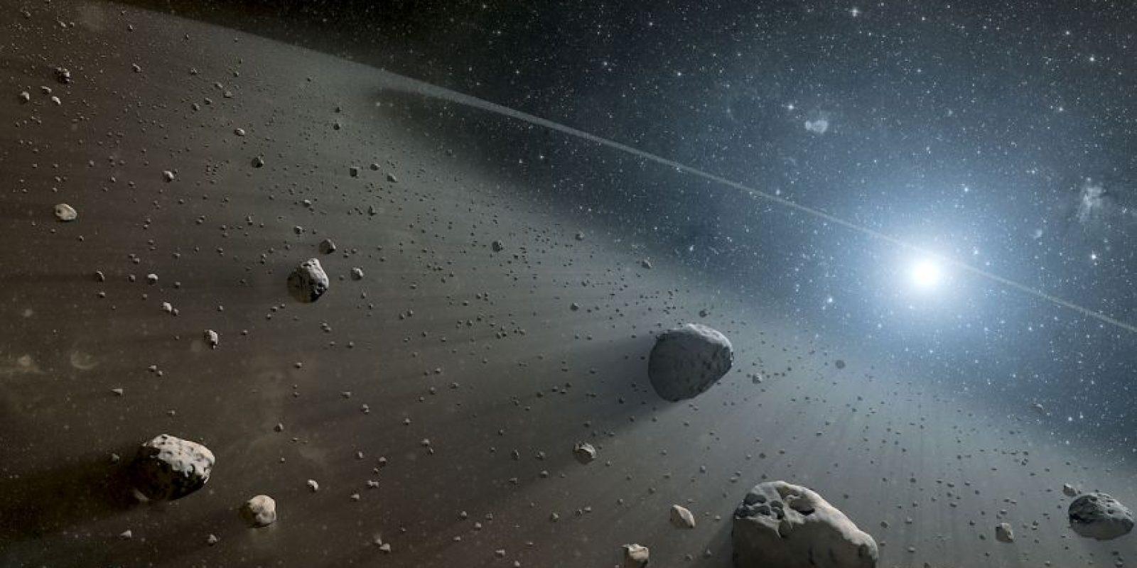 Científicos detectaron que Reino Unido corre riesgo de ser impactado por un asteroide. Foto:Vía .wikimedia.org
