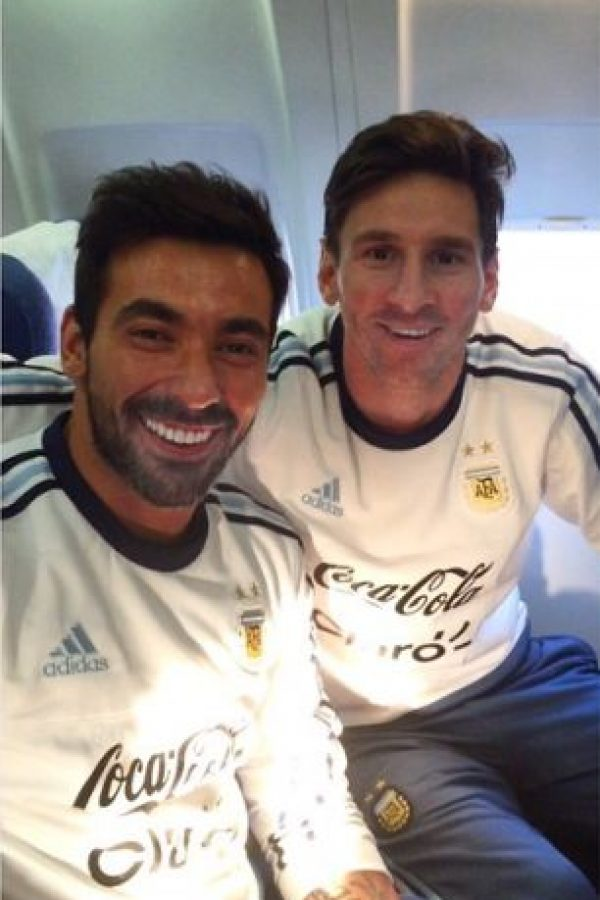 """El """"Pocho"""" Lavezzi es el futbolista de Argentina más activo en redes sociales. Foto:Vía instagram.com/pocho22lavezzi"""