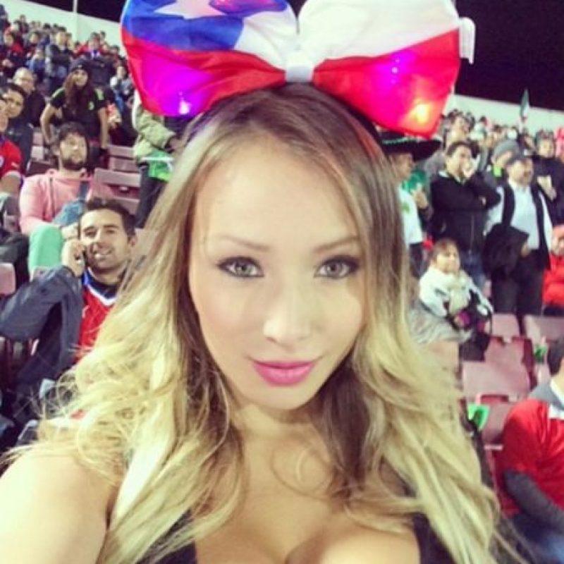 Es originaria de Chile Foto:Vía instagram.com/daniellachavezc