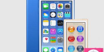 Apple filtró una imagen con diseños de iPods que no existen