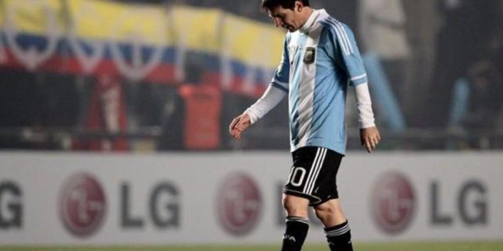 "La ""Albiceleste"" cayó 3-0 en la final ante Brasil Foto:AP"