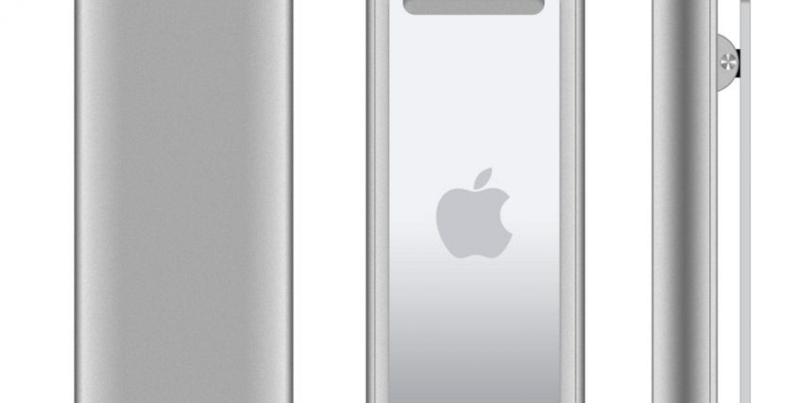 iPod shuffle Foto:Apple