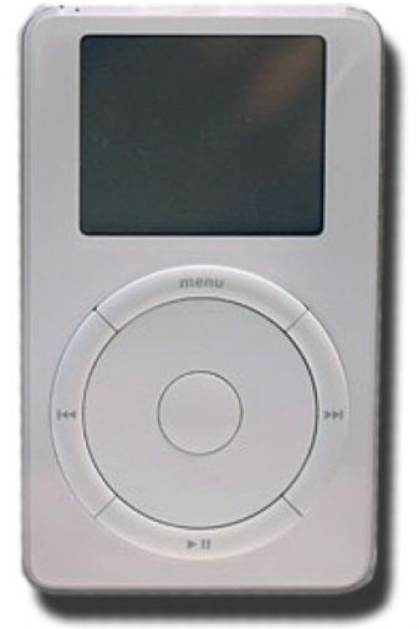 Primer iPod Foto: Apple