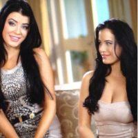 Cole confundió a Carla con su hermana gemela Melissa, con quien tuvo una aventura que provocó su divorcio Foto:Vía twitter.com/HoweTwins