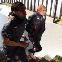 """También comparte el gusto por el """"pressing"""", le gusta salir jugando y recuperar rápido la pelota Foto:AFP"""