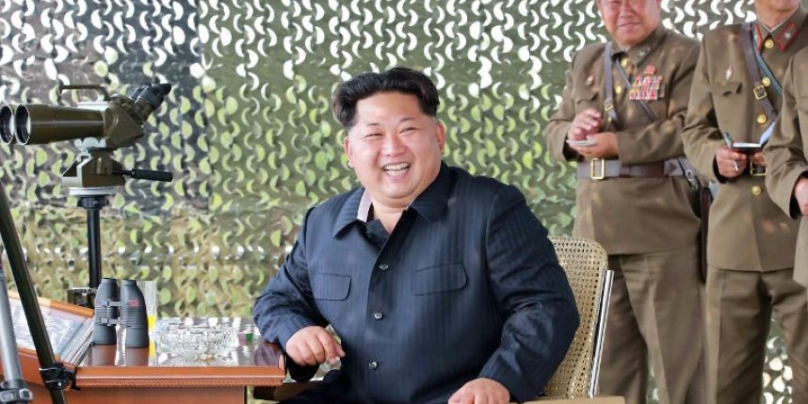 1. Corea del Norte Foto:AFP