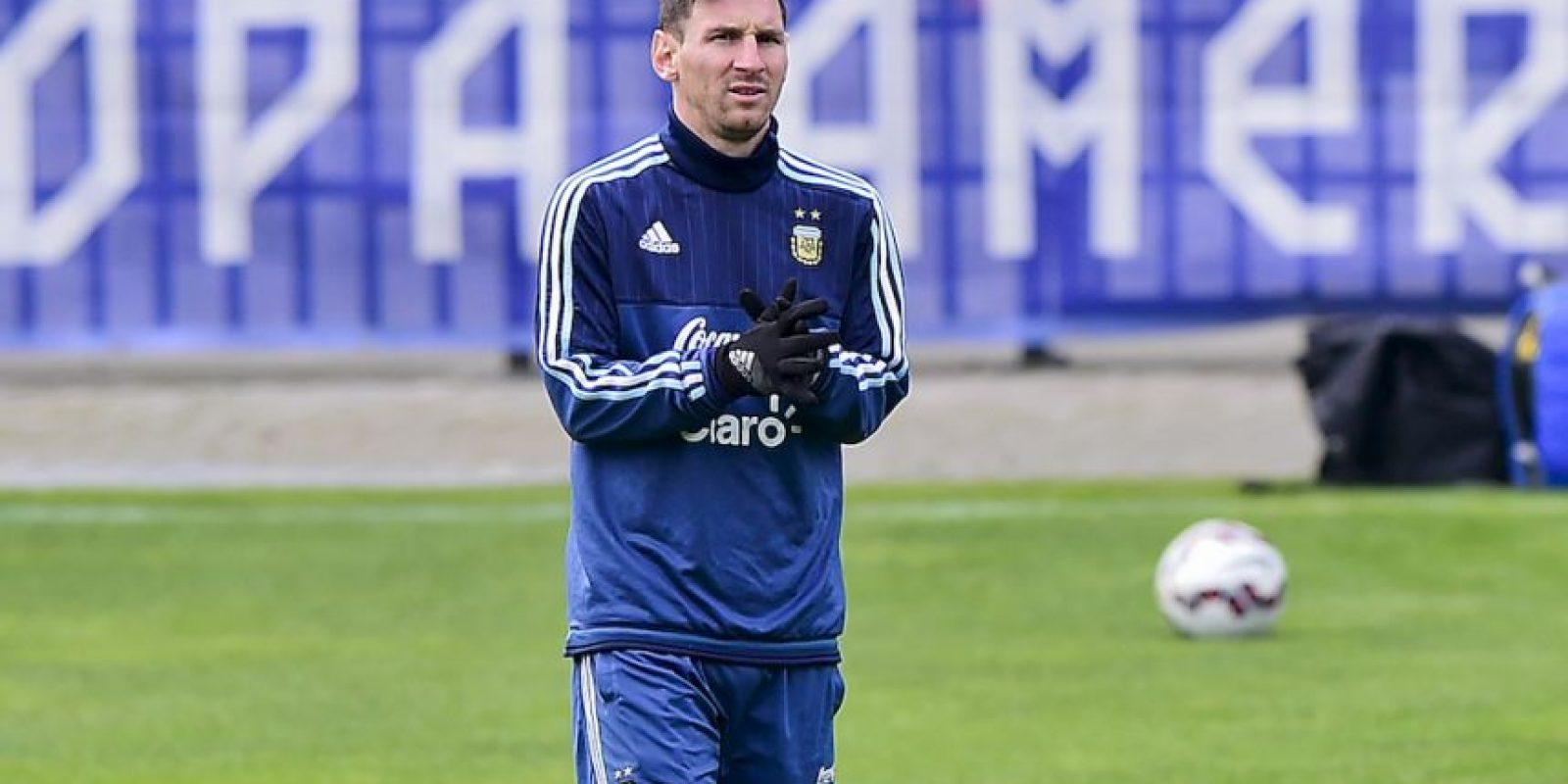 Lionel Messi y Argentina ya están en la final de la Copa América. Foto:AFP