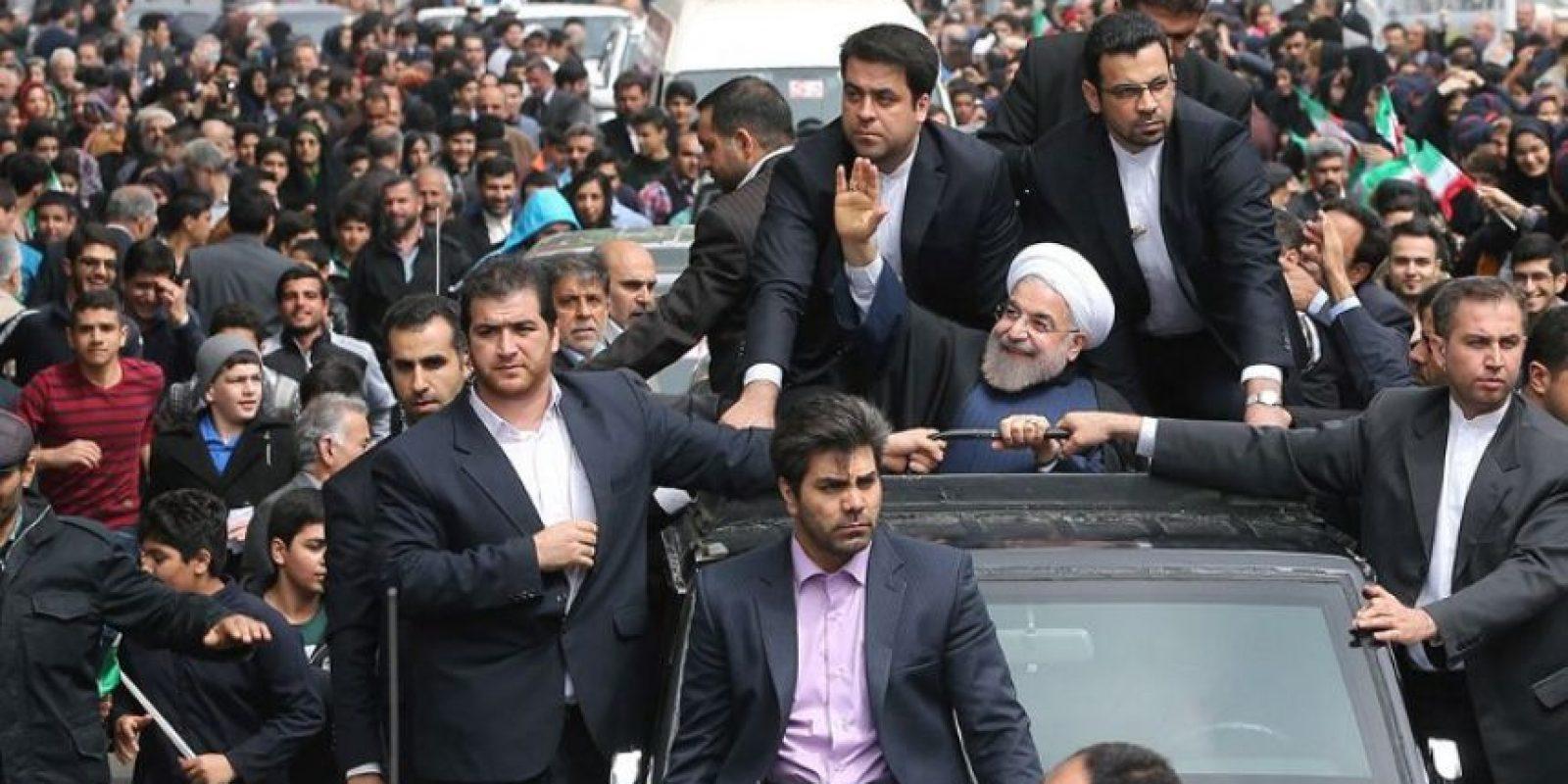 A pesar de no tener embajada, los iraníes pueden acudir a diversas embajadas y consulados para tramitar la visa para ingresar al país Foto:AFP