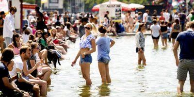 Así se vive la situación en Holanda. Foto:AFP