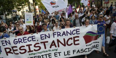 """Votaran por el """"sí"""" todos aquellos que quieren que Grecia se mantenga en la Eurozona"""