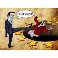 5. Alexis Tsipras rechazó las condiciones propuestas por el Eurogrupo, aunque ayer publicó una carta en donde las acepta, aunque con algunos límites. Foto: Instagram.com/krstogorki