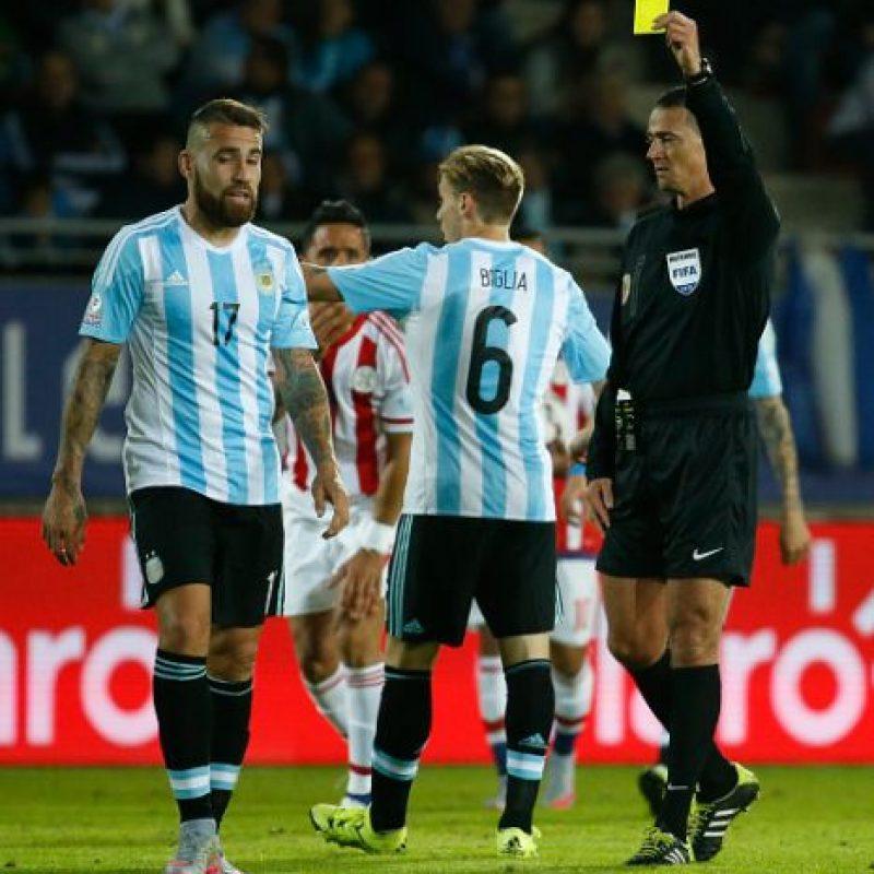 Ha arbitrado en competiciones como Copa Libertadores, Copa Sudamericana, Copa América (2011) y Juegos Olímpicos (2012). Foto:Getty Images