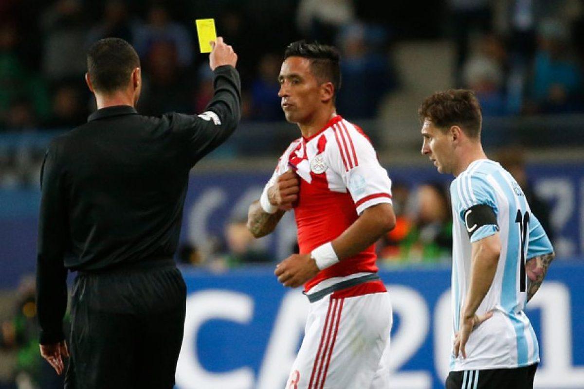 Es árbitro internacional de la FIFA desde 2008. Foto:Getty Images