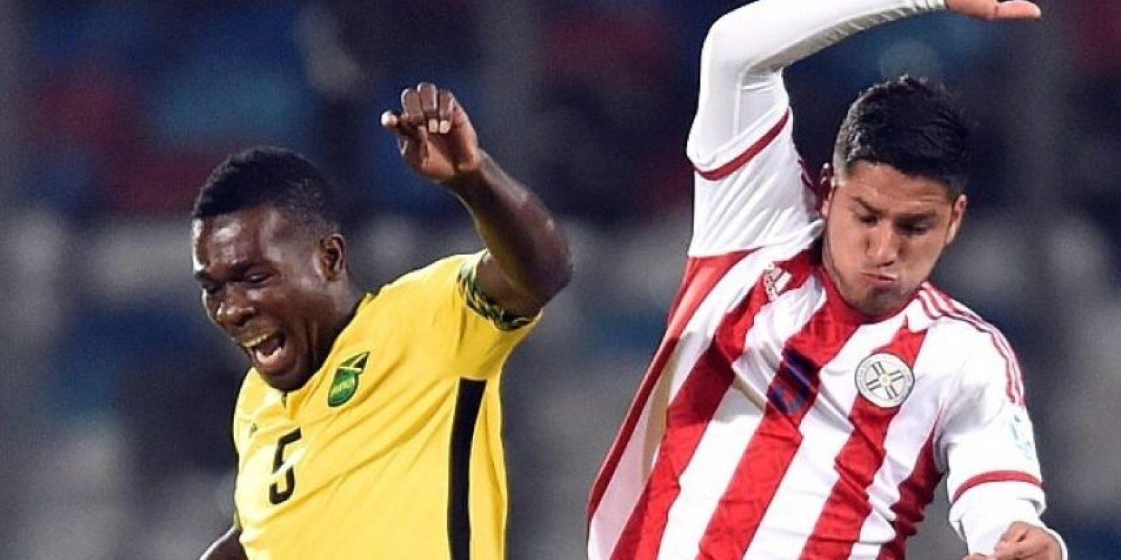 8. Lance Laing (Jamaica) Foto:AFP