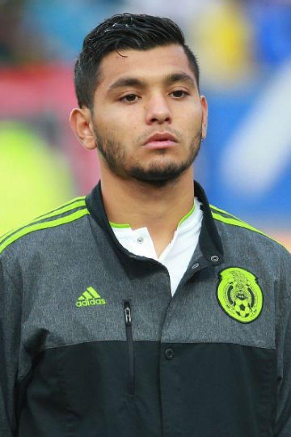 2. Jesús Corona (México) Foto:Getty Images
