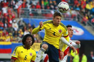 10. Santiago Arias (Colombia) Foto: Getty Images