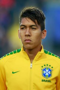 9. Roberto Firmino (Brasil) Foto: Getty Images