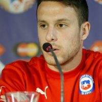 1. Ángelo Henríquez (Chile) Foto:Getty Images