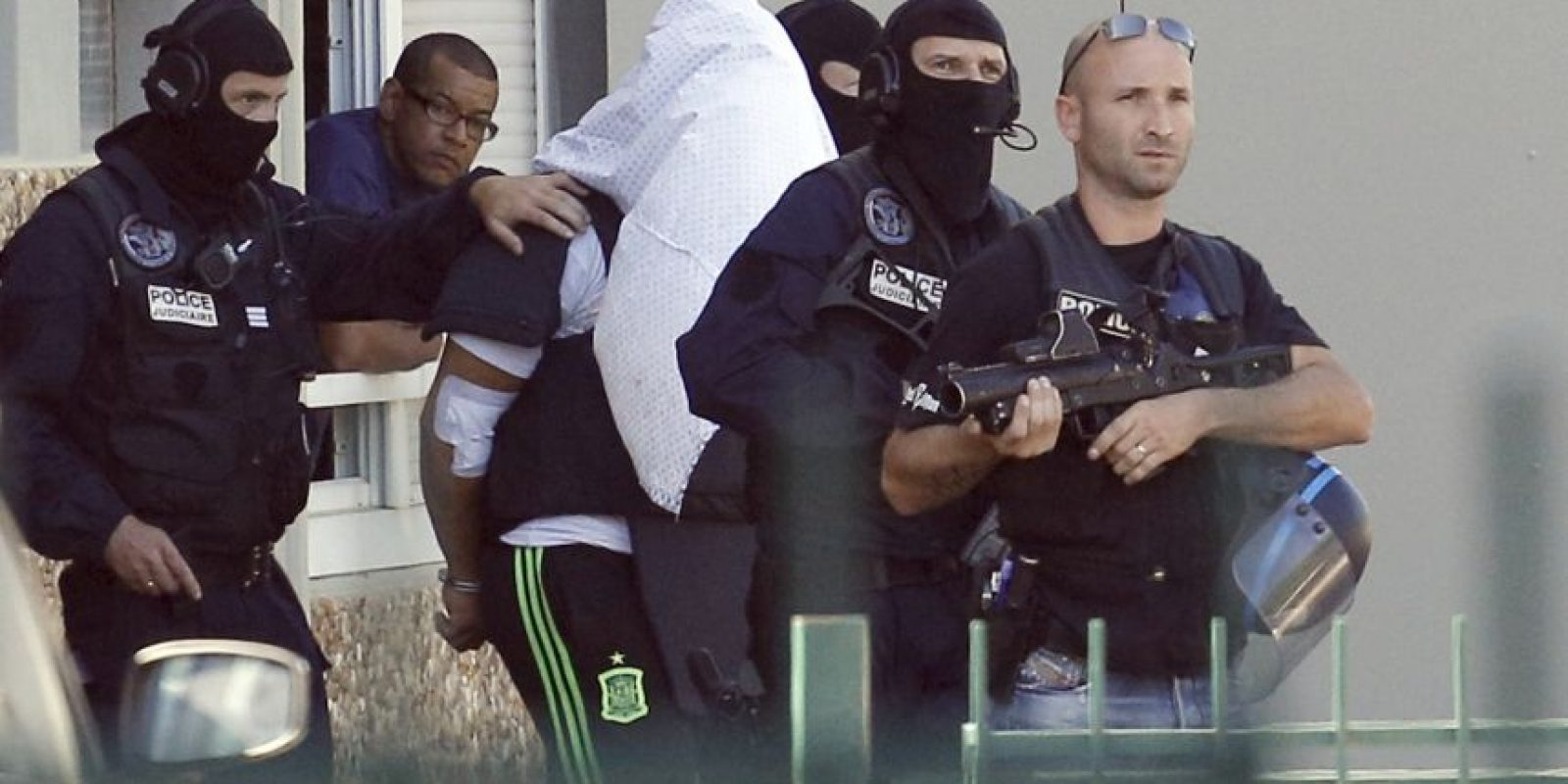 La persona decapitada era su jefe. Foto:AP