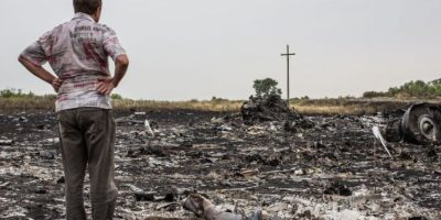 6. Vuelo MH17 Foto:AFP