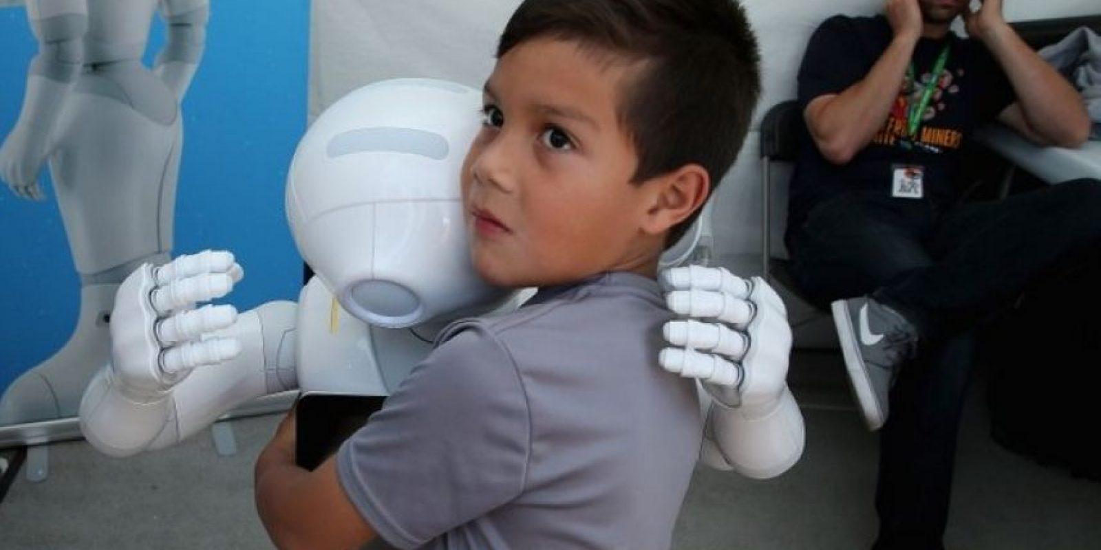 3. ¿Qué tan probable es que un robot los sustituya en su trabajo? Foto:Getty Images