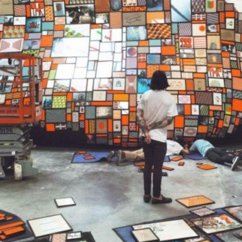 12) Espacios para desarrollar la creatividad. Foto:instagram.com/johnbarnett