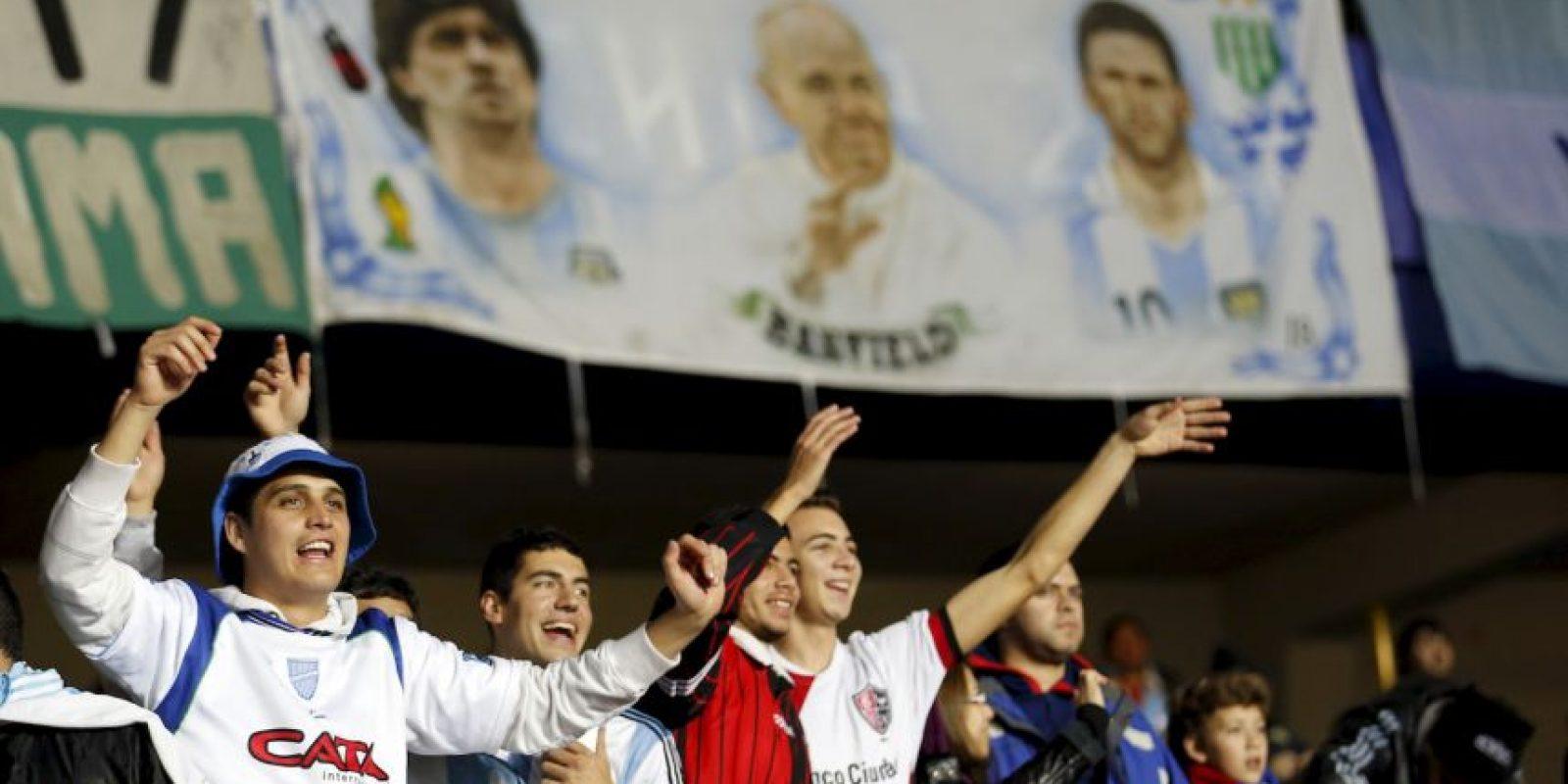 En la Copa América, también estuvo presente Foto:AP