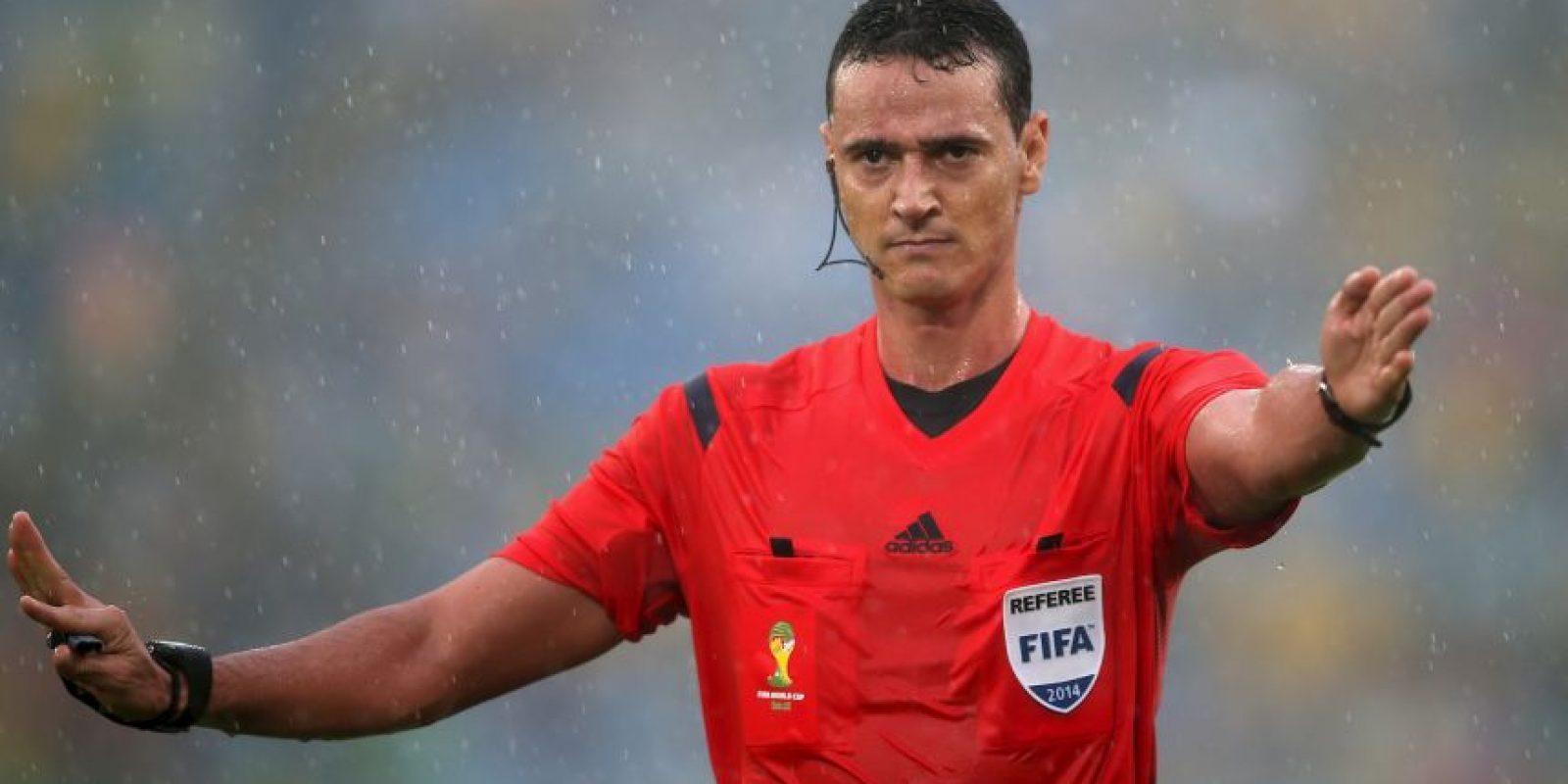 También participó en el Mundial de Brasil 2014. Foto:Getty Images