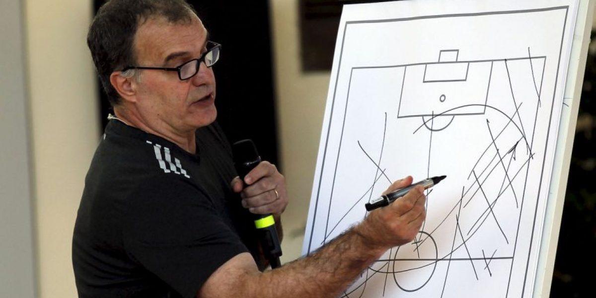 Marcelo Bielsa, el ídolo de los dos técnicos finalistas de la Copa América 2015
