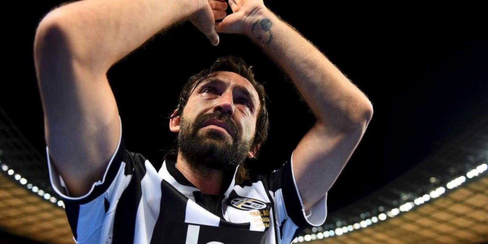 """Llegó a la """"Juve"""" en 2011, tras pasar gran parte de su carrera en el AC Milán. Foto:Getty Images"""