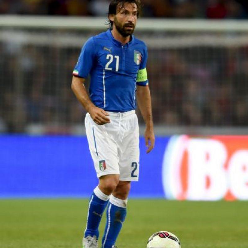 También participó en tres Eurocopas: 2004, 2008 y 2012. Foto:Getty Images