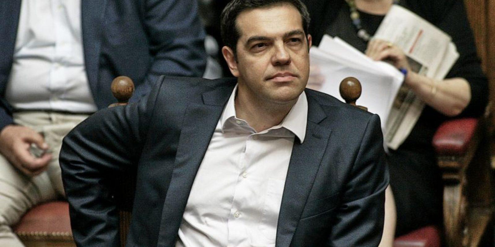 """El gobierno griego está llamando a votar """"No"""" Foto:Getty Images"""