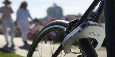 Linka, el candado inteligente para su bicicleta