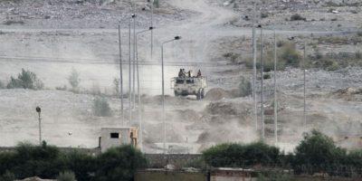 El Estado Islámico por la mañana en un ataque mató a 70 personas. Foto:AP