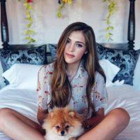 Se llama Sistine Rose. Foto:vía Teen Vogue