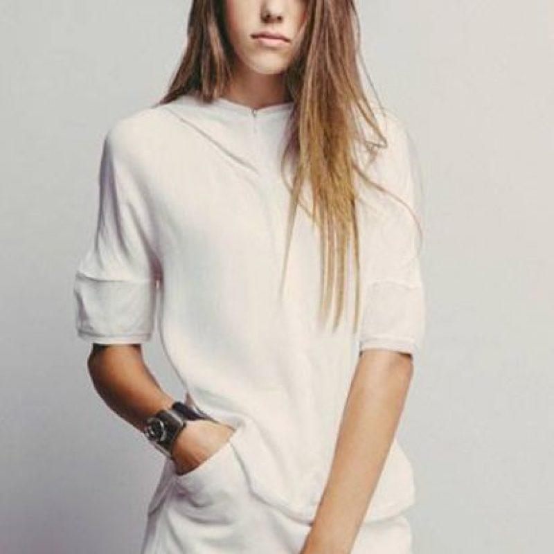Pertenece a la agencia IMG Models. Foto:vía Facebook/Sistine Rose