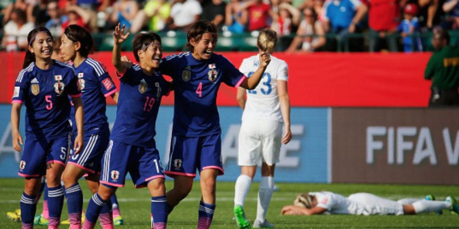 Ellas son las campeonas vigentes a nivel mundial en la rama femenina. Foto:vía Getty Images