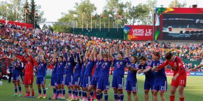 De esta manera, Japón se enfrentará a Estados Unidos en la final. Foto:vía Getty Images