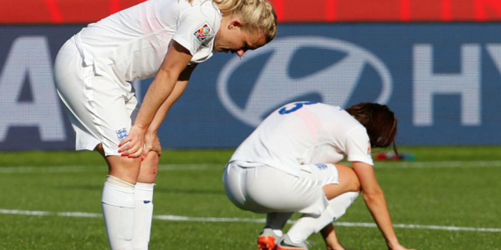 Las derrotas son aplastantes. Foto:vía Getty Images