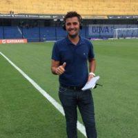 """Tato Aguilera, de TyC Sports, considera que la """"Albiceleste"""" tiene más calidad en la ofensiva Foto:Vía twitter.com/Tato_Aguilera"""