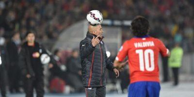 Por su parte, Jorge Sampaoli nunca ha perdido en el Estadio Nacional. Foto:AFP