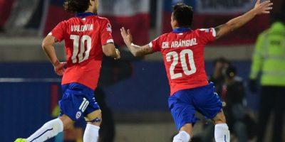 Pero Chile sumará 991 días sin perder en el Estadio Nacional. Foto:AFP
