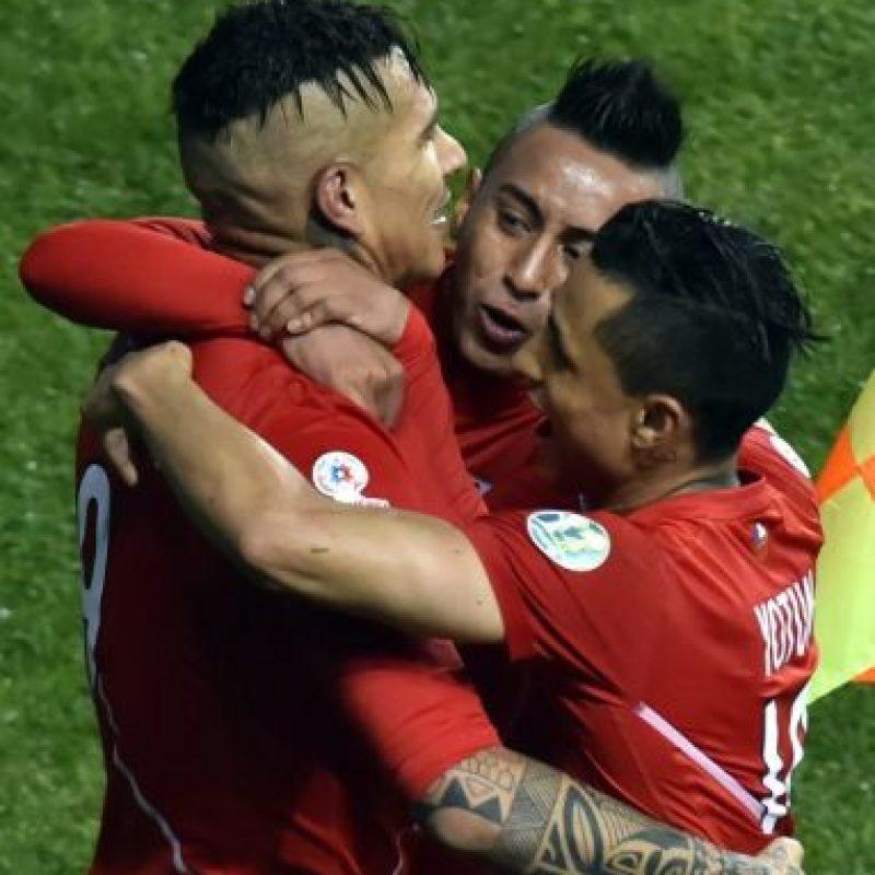 Son la revelación del torneo Foto:AFP