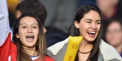 Chile tendrá el apoyo incondicional de su afición. Foto:AFP