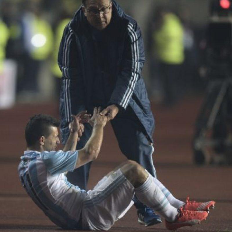 Argentina cuenta con Gerardo Martino en el timón. Foto:AFP