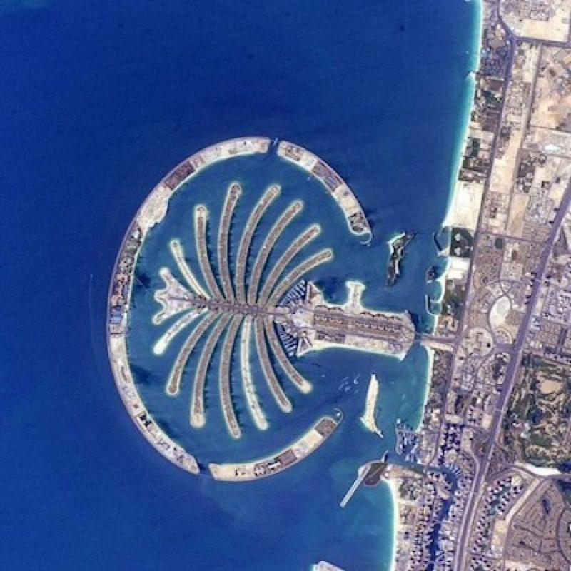 Dubái, en Emiratos Árabes Unidos. Foto:Instagram.com/stationcdrkelly
